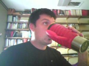 Big cup o\' Joe